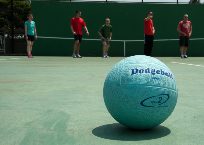 Dodgeball_on_court